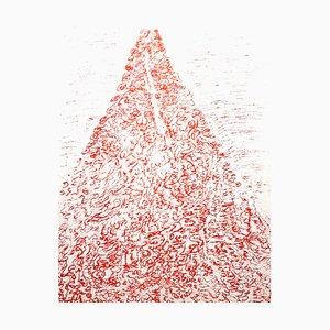 Zinchograph by Henri Michaux, 1958