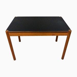 Mesa de comedor con superficie reversible de Arno Jon Jutrem, años 60