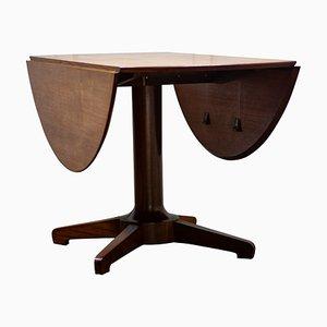 Mesa de comedor vintage de teca, años 60