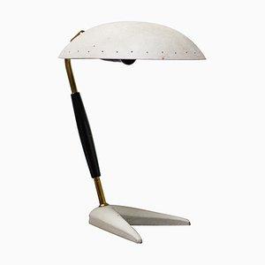 Skandinavische Mid-Century Tischlampe, 1950er