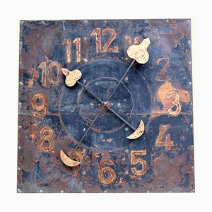Reloj de pared decorativo vintage