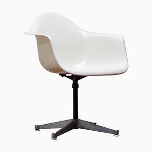 Vintage Beistellstuhl aus Glasfaser von Charles und Ray Eames für Herman Miller, 1978