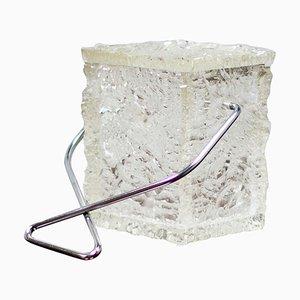 Vintage Eiskübel aus Plexiglas von Wilbarby, 1960er