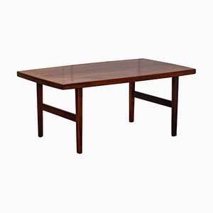 Vintage Danish Rosewood Coffee Table, 1960s