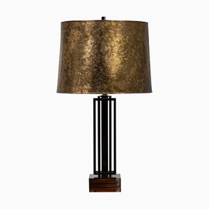 Mid-Century Italian Table Lamp by Willy Rizzo for BD Lumica, 1970s