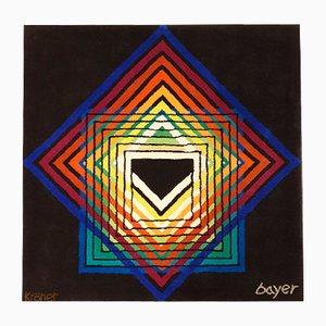 Teppich von Ewald Kröner, 1970er