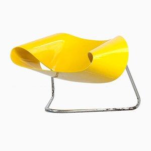 Modell CL9 Ribbon Chair von Franca Stagi & Cesare Leonardi für Bernini, 1961