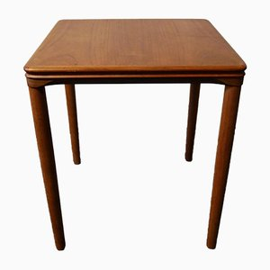 Mid-Century Teak Side Table