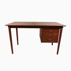 Dänischer Schreibtisch aus Teak von Arne Vodder für Sigh & Søns Møbelfabrik, 1960er