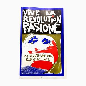 French Mai 68 Passionate Revolution Poster, 1968