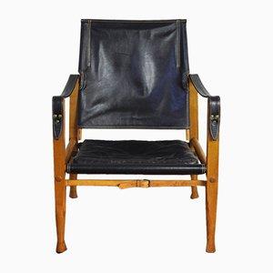Dänischer Safari Stuhl von Kaare Klint für Rud. Rasmussen, 1950er