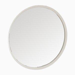 Large German Round Mirror, 1960s