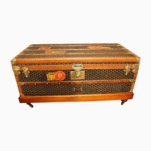 Malle de Voyage Vintage de Goyard