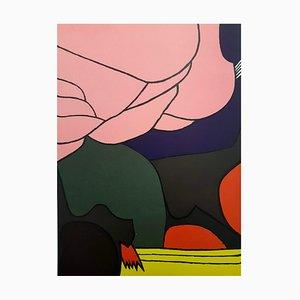 Lithographie par Joan Gardy Artigas, 1976