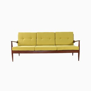 Vintage Belgian 3-Seater Sofa from Beka, 1958