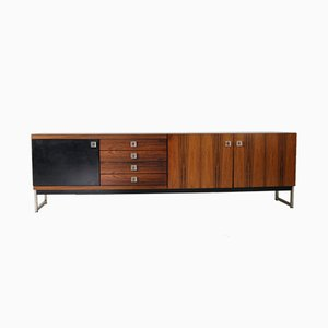 Large Vintage Dutch Rosewood Cabinet from Fristho, 1960s