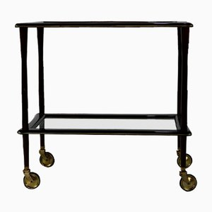 Vintage Tea Trolley by Ico & Luisa Parisi for Angelo De Baggis, 1960s