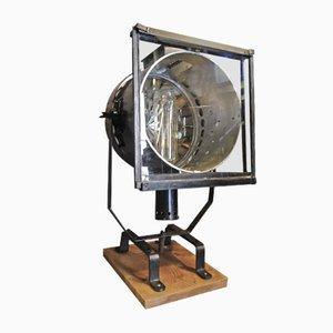 Vintage Theater- oder Filmscheinwerfer
