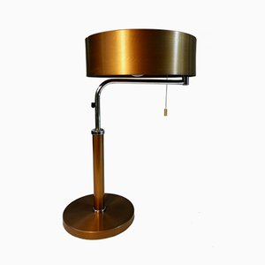 Vintage Swiss Table Lamp by Alfred Müller for Belmag, 1960s