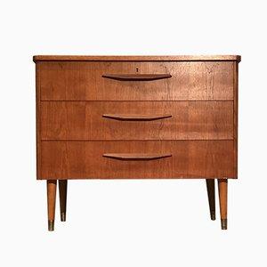 Swedish Teak Dresser, 1970s