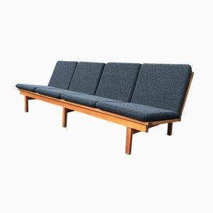 Model 2219 4-Seater Sofa by Børge Mogensen for Fredericia, 1980s