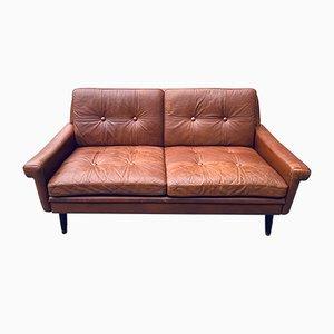 Sofá danés Mid-Century de Svend Skipper para Skippers Furniture