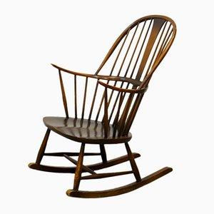 Rocking-chair Vintage, années 50