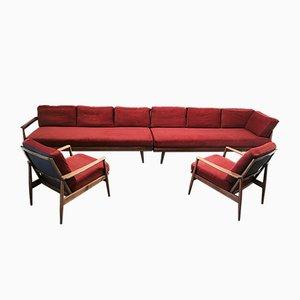 Living Room Set, 1950s
