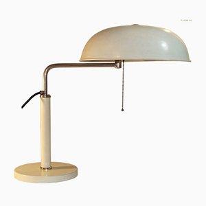 Schweizer Vintage Tischlampe von Alfred Müller für Belmag, 1940er