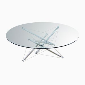 Vintage Model 713 Coffee Table by Theodore Waddel for Cassina, 1973