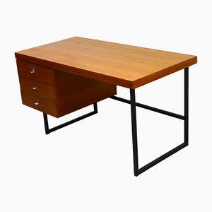 Schreibtisch von Pierre Guariche für Meurop, 1970er