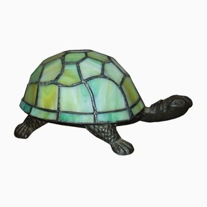 Vintage Turtle Table Lamp