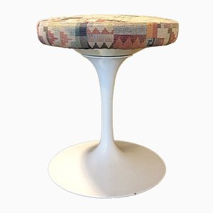 Vintage Model 152 Tulip Stool by Eero Saarinen for Knoll, 1960s