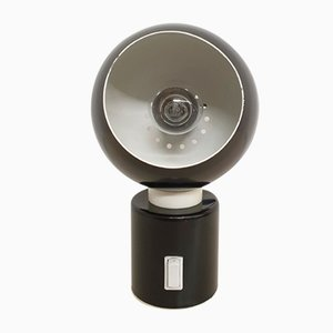 Lámpara de escritorio vintage magnética de Goffredo Reggiani para Reggiani