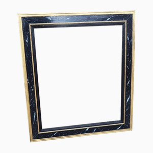 Vintage Faux Marble Picture Frame