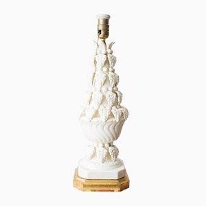 Lampe de Bureau Manises Mid-Century en Céramique de Bondia