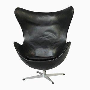 Mid-Century Egg Chair von Arne Jacobsen für Fritz Hansen