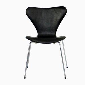 Mid-Century Modell 7 Esszimmerstuhl von Arne Jacobsen für Fritz Hansen