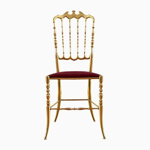 Hollywood Regency Chiavari Chair, 1960s