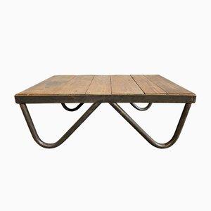 Table Basse Industrielle Vintage, années 60