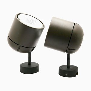 Spotlight Wall Lamps by Motoko Ishii for Staff, 1972, Set of 2