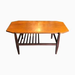 Mid-Century Italian Coffee Table by Ico Luisa Parisi, 1960s