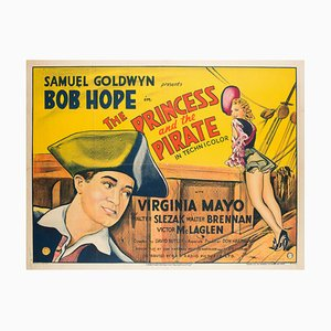 Póster de la película The Princess and The Pirate, 1944