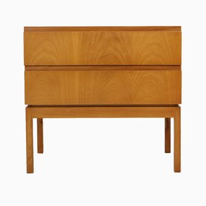Small Cherrywood Dresser, 1960s