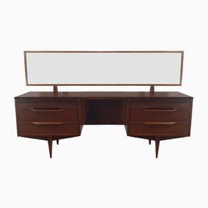 Mid-Century Teak Dressing Table from White and Newton, 1960s