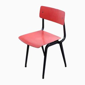 Folding Revolt Dining Chair by Friso Kramer for Ahrend De Cirkel, 1950s