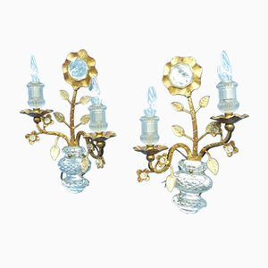 Italian Sconces from BF Art, 1960s, Set of 2