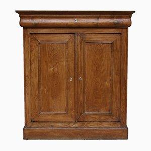 Antique Vertiko Cabinet