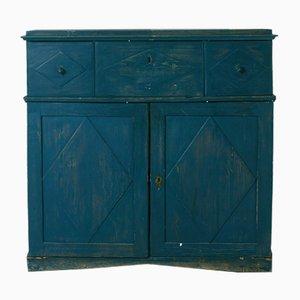 Antique Gustavian Cabinet