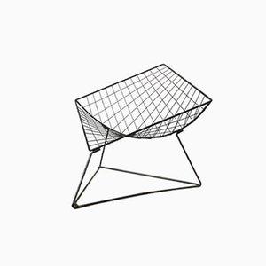 Silla Club modelo OTI vintage de Niels Gammelgaard para Ikea